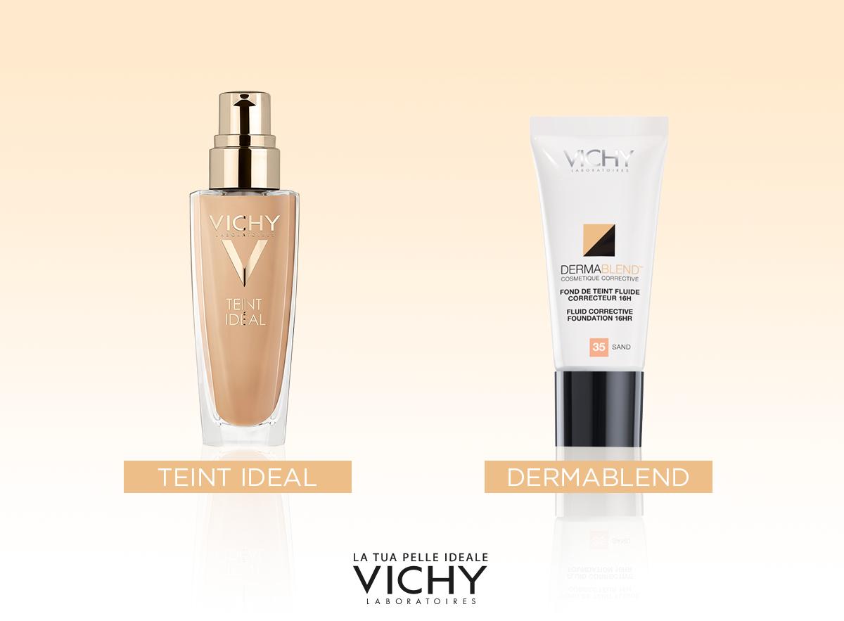 Illuminare l'incarnato o coprire le imperfezioni: quale fondotinta preferite per la vostra pelle?