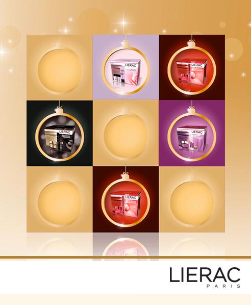 Il Natale si avvicina e Lierac è pronta a stupirti con una nuovissima collezione tutta da scoprire!