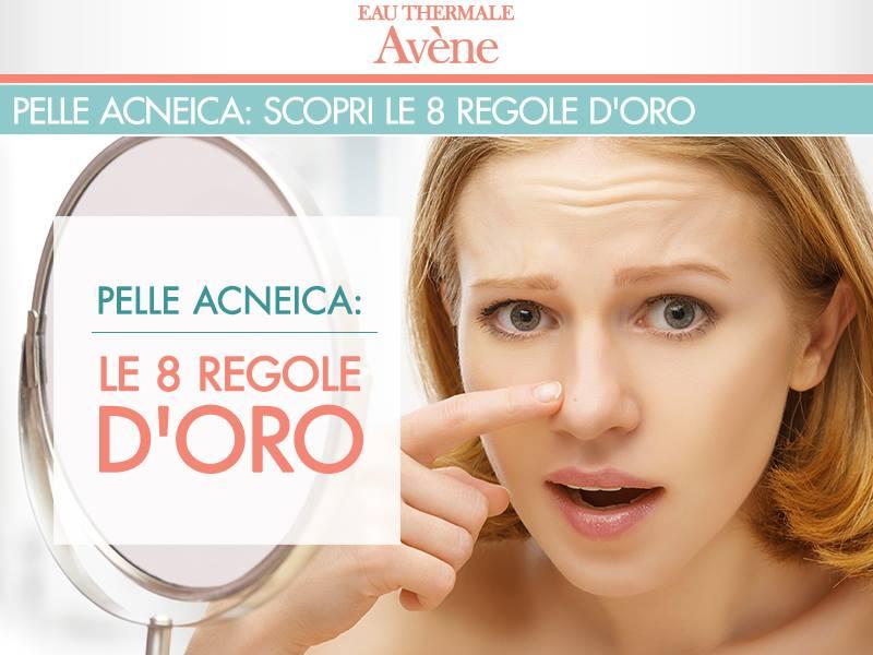 8 regole d'oro per trattare la vostra pelle a tendenza acneica. Scommettiamo che ne conoscete almeno 3?