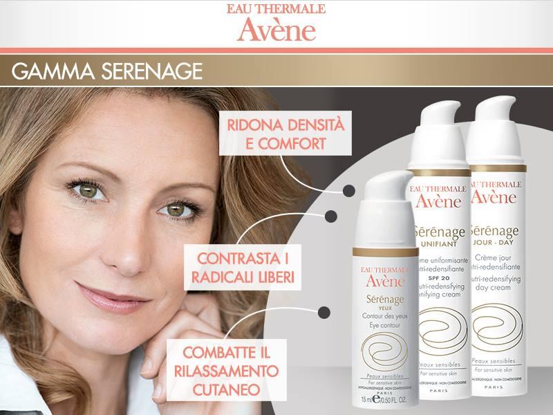 Farmacia Marzolla presenta Sérénage di Avene