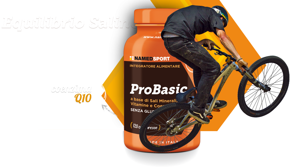 Named Sport presenta: Probasic