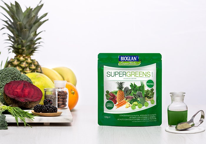 SUPERGREENS MULTIMIX